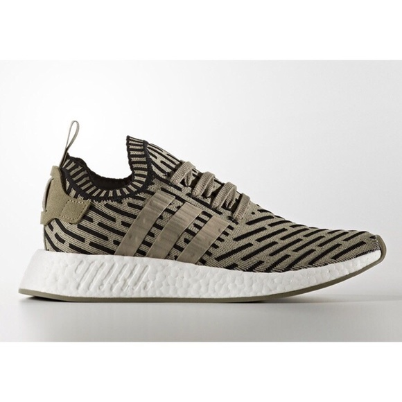 3daa4e61b58d3 adidas Other - ADIDAS NMD R2 PK BA7198 - Olive green trace cargo